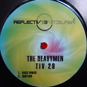 THE HEAVYMEN - BASS POWER / IGNITION