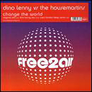 Dino Lenny vs. Housemartins, The - Change The World