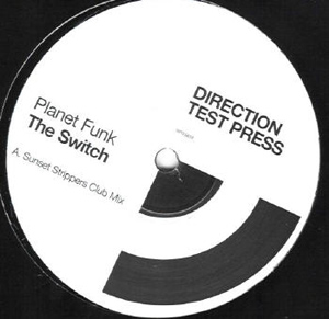 PLANET FUNK - The Switch