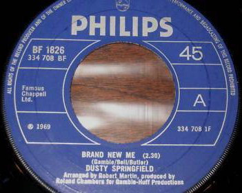 Dusty Springfield - Brand New Me