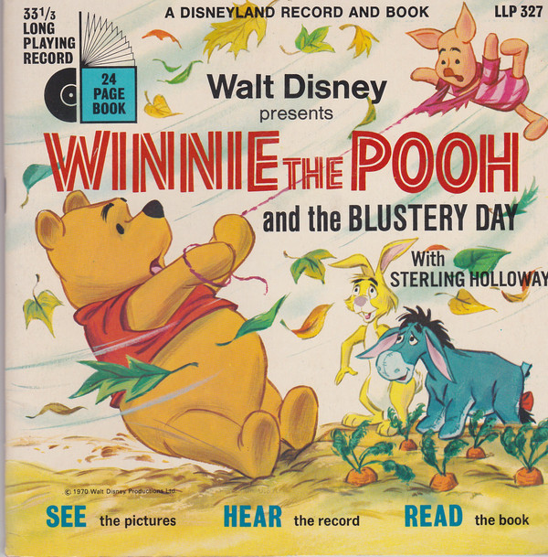 Winnie The Pooh - Winnie The Pooh And The Blustery Day