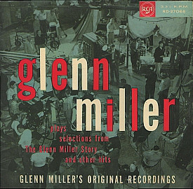 Glenn Miller And His Orchestra - Plays Selections From The Glenn Miller Story