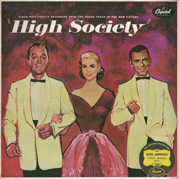 Various - High Society (Motion Picture Soundtrack)
