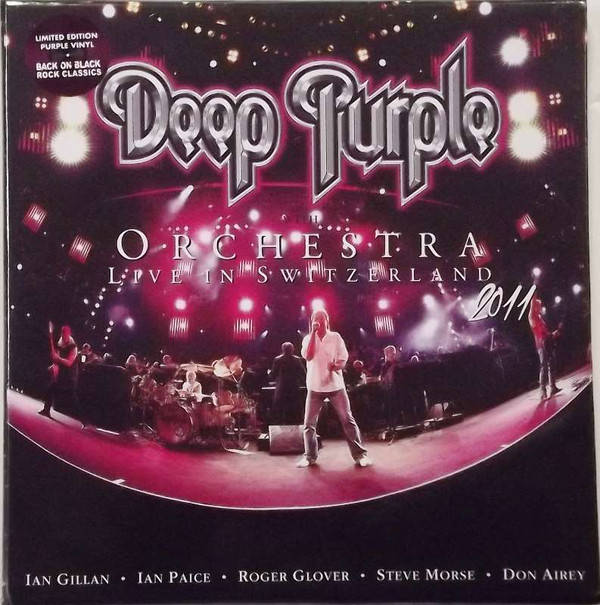 Deep Purple - Live In Switzerland 2011