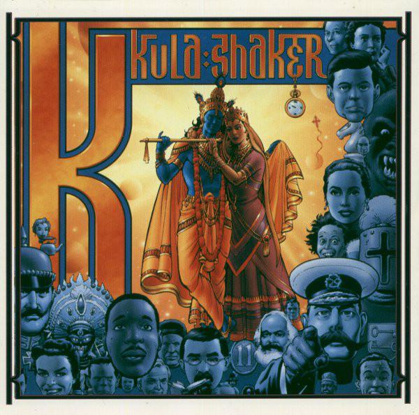 KULA SHAKER - K - CD