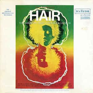 Various -  Hair - The American Tribal Love-Rock Musical