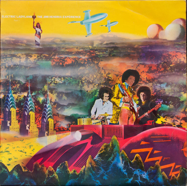 The Jimi Hendrix Experience - Electric Ladyland (Part 1)