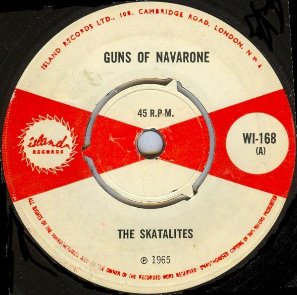 The Skatalites - Guns Of Navarone