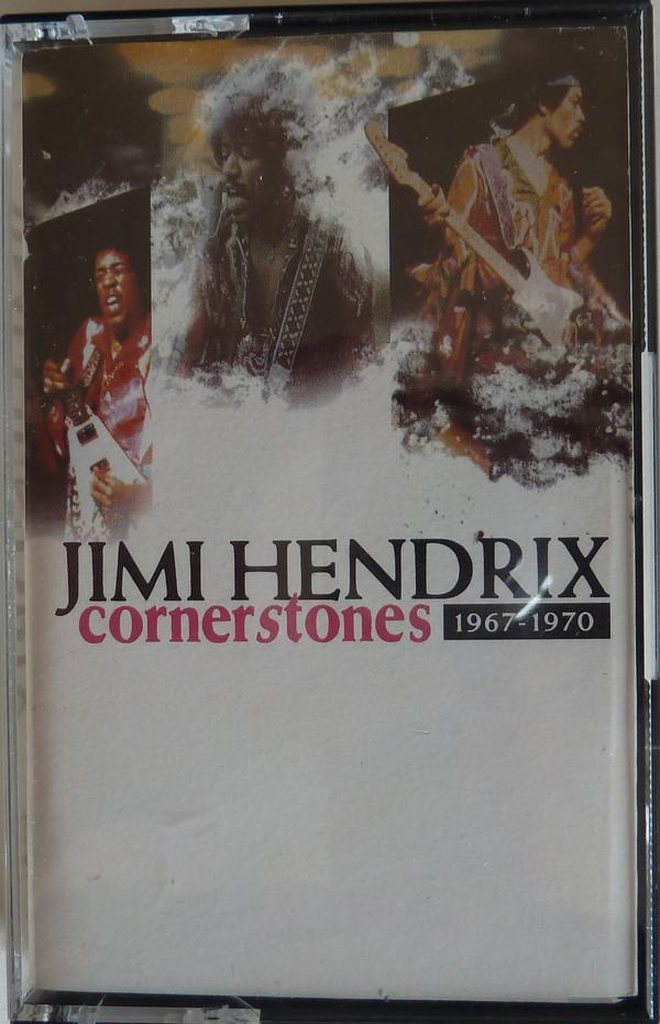 Jimi Hendrix - Cornerstones 1967 - 1970