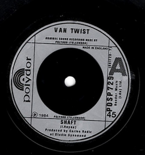 Van Twist - Shaft