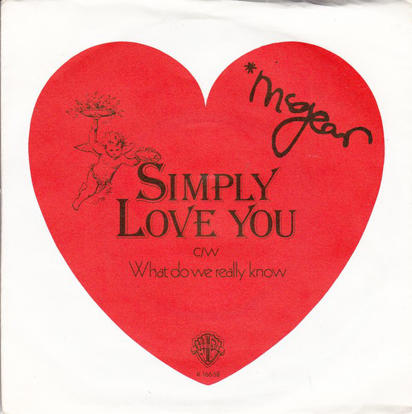 Mike McGear - Simply Love You