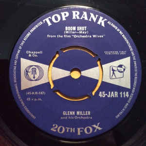 Glenn Miller And His Orchestra - Boom Shot