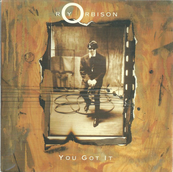 Roy Orbison - You Got It (Poster Sleeve)