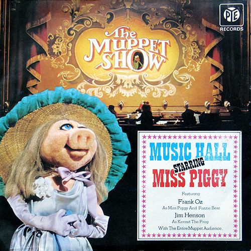 The Muppets - The Muppet Show Music Hall