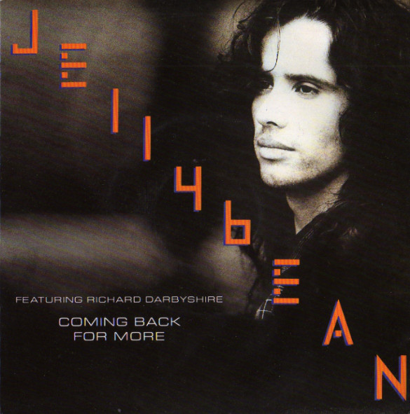 Jellybean Featuring Richard Darbyshire - Coming Back For More