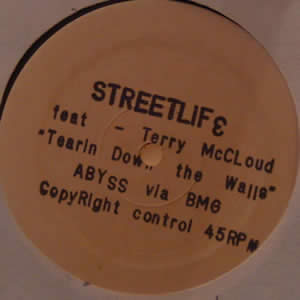 STREETLIFE feat TERRY McCLOUD - TEARIN DOWN THE WALLS
