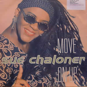 SUE CHALONER - MOVE ON UP