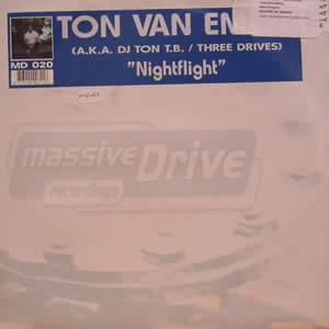 TON VAN EMPEL - NIGHTFLIGHT