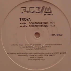 TROYA - SCHIZOPHRENIC