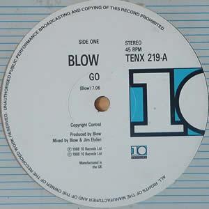 BLOW - GO