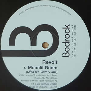 REVOLT - MOONLIT ROOM