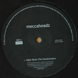 MECCAHEADZ - NIGHT SKOOL