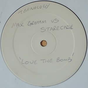 MAX GRAHAM VS STARECASE - LOVE THE BOMB