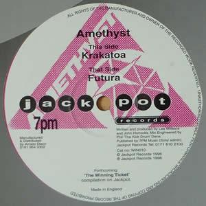 AMETHYST - KRAKATOA / FUTURA