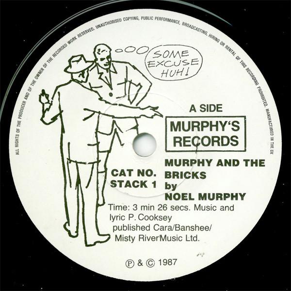 NOEL MURPHY - Murphy And The Bricks - 45T x 1