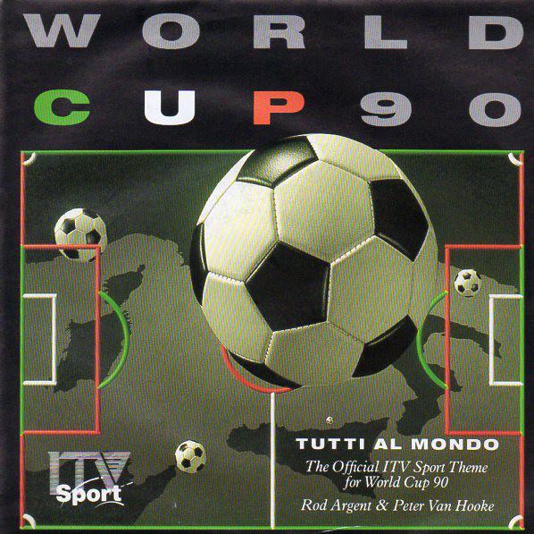 Rod Argent & Peter Van Hooke - Tutti Al Mondo