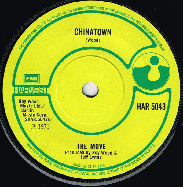 The Move - Chinatown