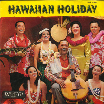 Johnny Pineapple And His Orchestra - Hawaiian Holiday
