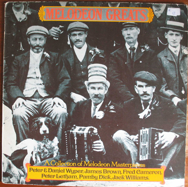 Various ?? Melodeon Greats -  A Collection Of Melodeon Masterpieces
