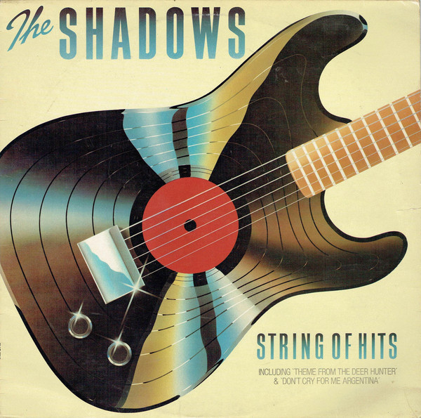 THE SHADOWS - String Of Hits - 33T