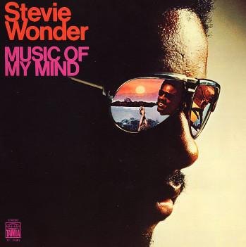 Stevie Wonder Stevie Wonder - Music Of My Mind