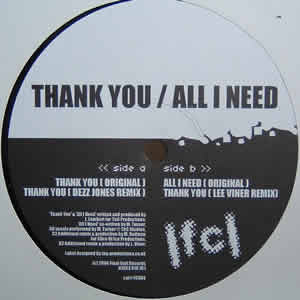 TnG - THANK YOU / ALL I NEED