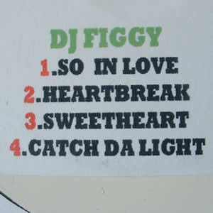 DJ FIGGY - HEARTBREAK / SWEETHEART