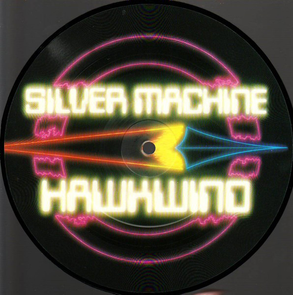 Hawkwind - Silver Machine / Psychedelic Warlords