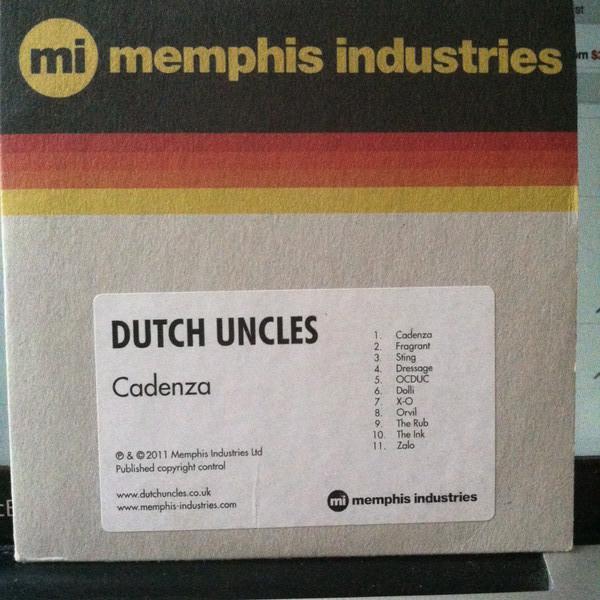 Dutch Uncles - Cadenza