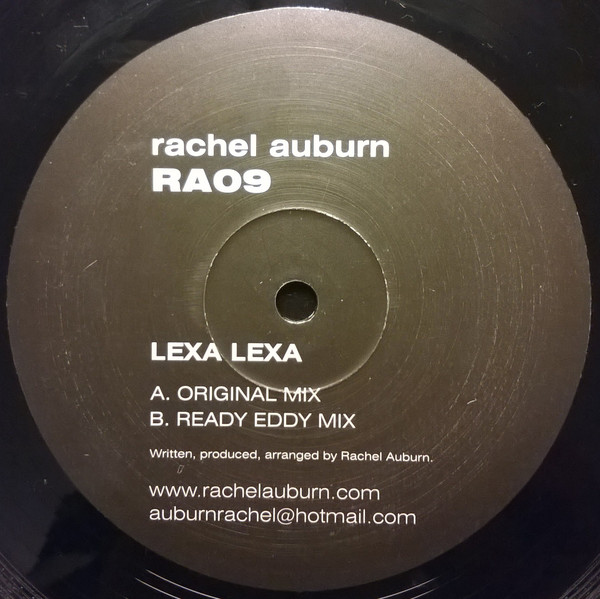 Rachel Auburn - Lexa Lexa