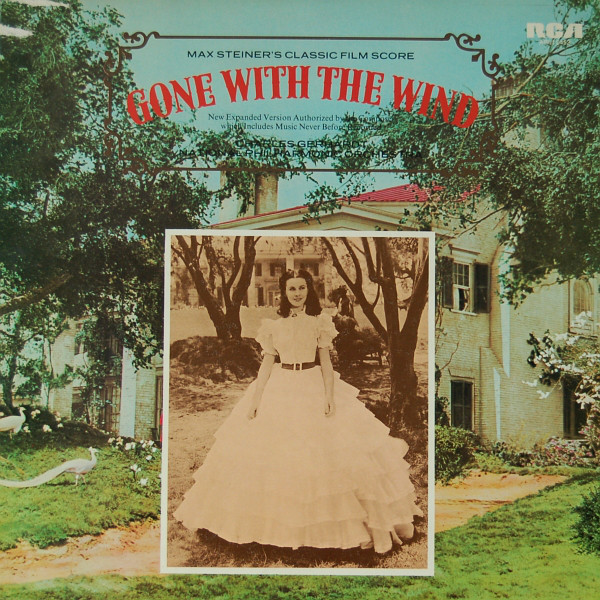 Max Steiner, Charles Gerhardt, National Phil. Orch - Gone With The Wind