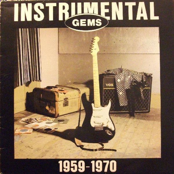 Various - Instrumental Gems 1959-1970