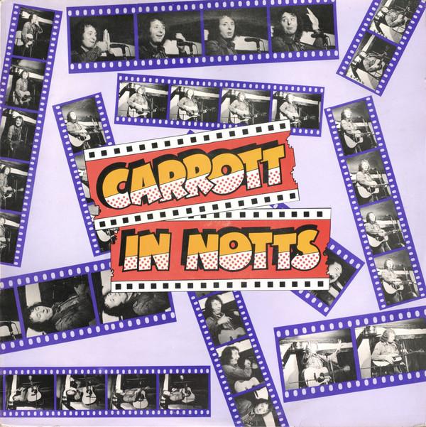 Jasper Carrott - Carrott In Notts