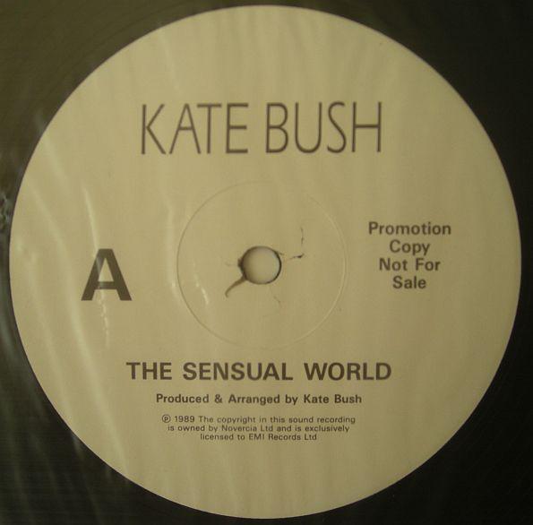 Kate Bush - The Sensual World (Promo)