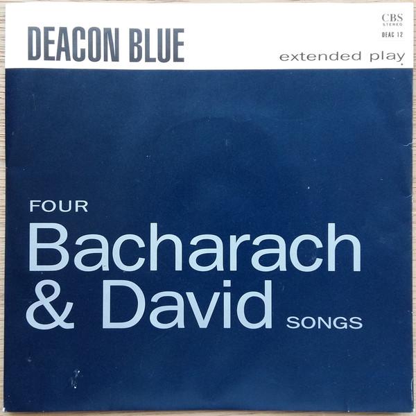 Deacon Blue - Four Bacharach & David Songs