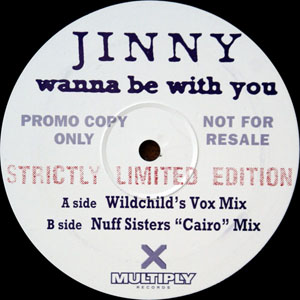 JINNY - Wanna Be With You