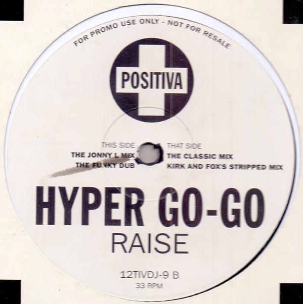 HYPER GO GO - RAISE