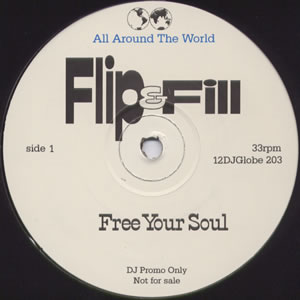 Flip & Fill ? - Free Your Soul / Sunset In San Antonio