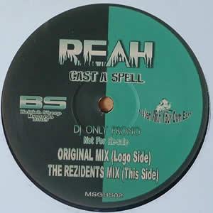 REAH - CAST A SPELL
