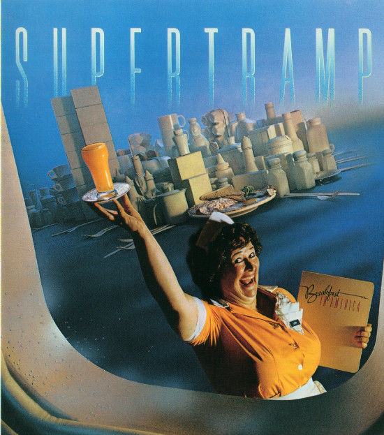 SUPERTRAMP - Breakfast In America - Blu-ray Disc